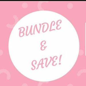 Save by Creating a Bundle!